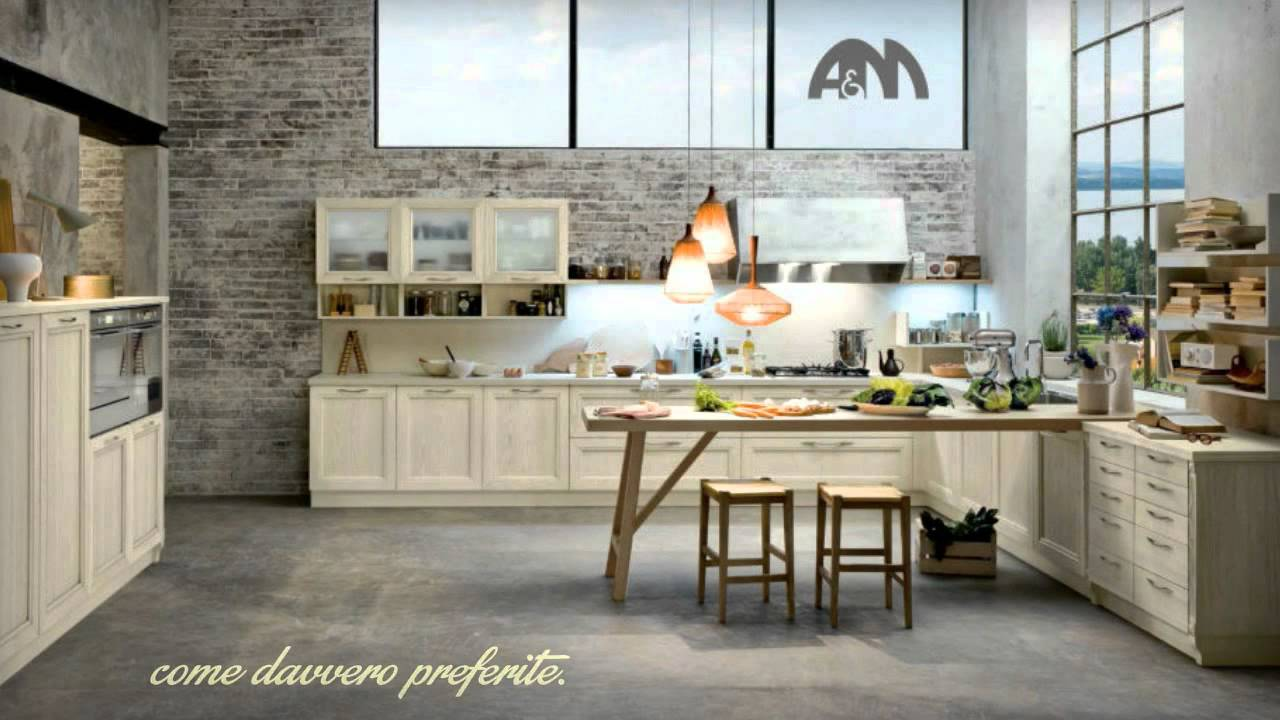 Cucine classiche a roma marca lyon 39 s youtube - Cucine classiche roma ...