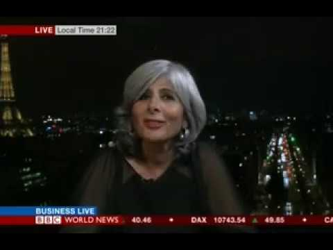 BBC Business Live: Nathalie Roos