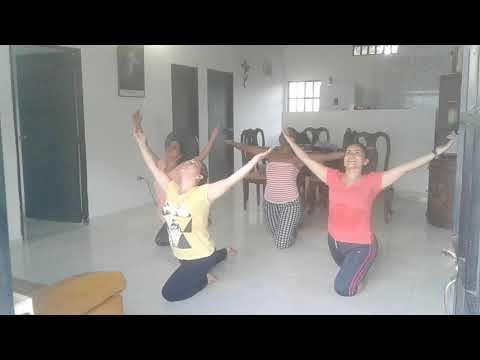Danza Espíritu Santo Paráclitus Primera generación Leidy M