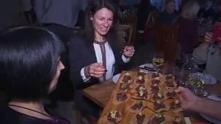 видео Кулинарный туризм