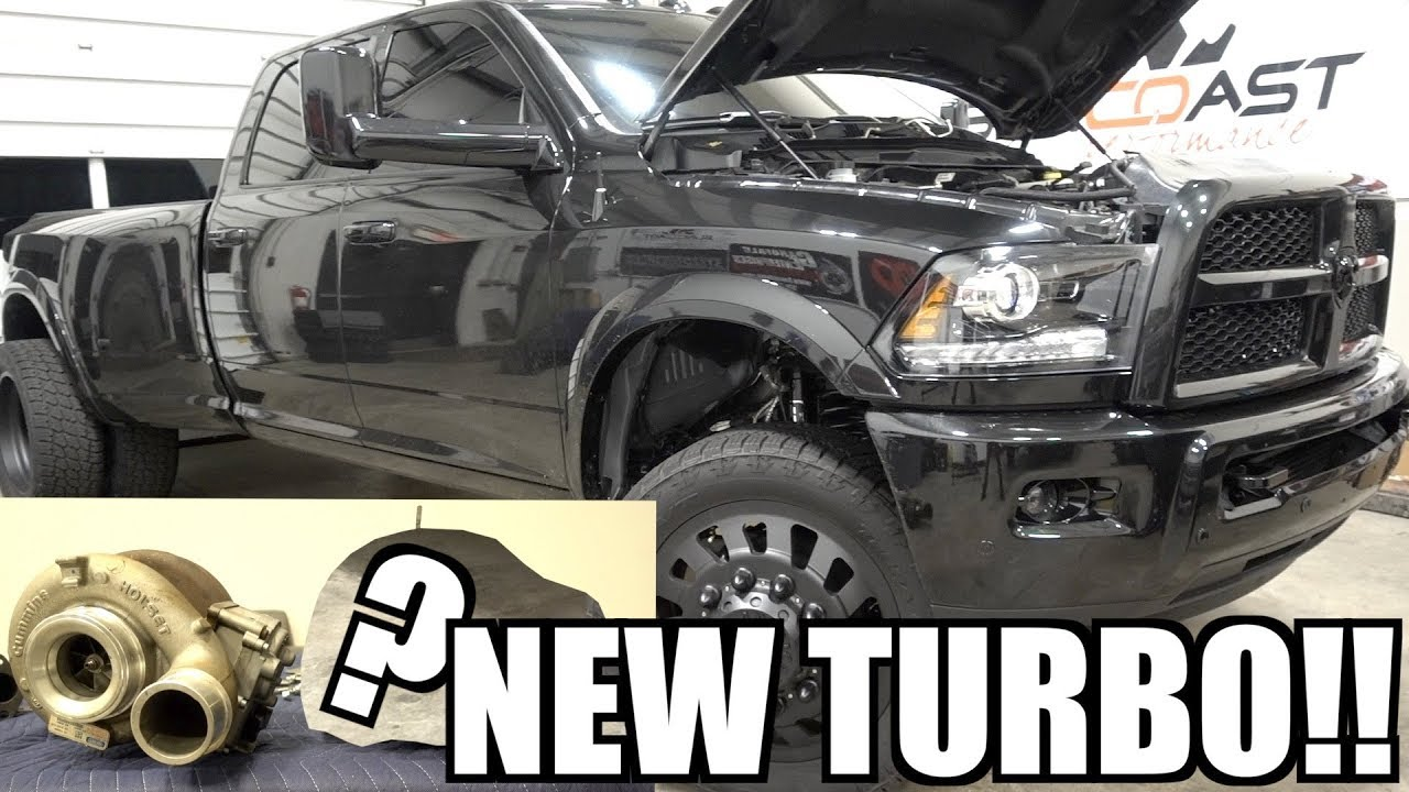new-turbo-and-manifold-for-the-ultimate-cummins-tow-rig
