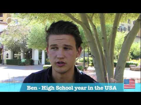WEP : USA High School year (Ben)
