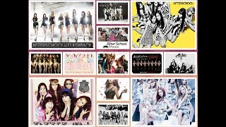 Best of AFTER SCHOOL - My Selection