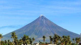 Mayon Volcano, Cagsawa Ruins, Philippines Thumbnail