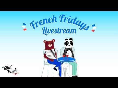 French Speaking Friends & Learning the Subjunctive Tense I StreetFrench.org