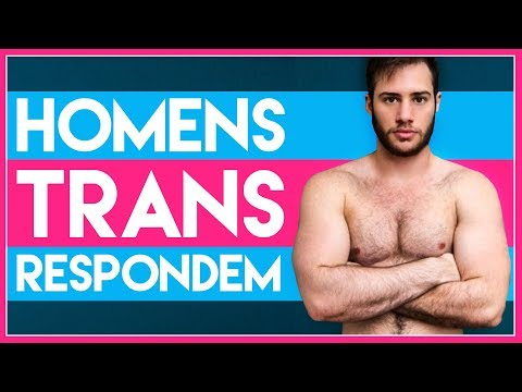 HOMENS TRANS RESPONDEM - Põe Na Roda