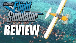 Microsoft Flight Simulator Review - The Final Verdict (Video Game Video Review)