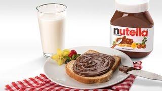 НУТЕЛЛА.Шоколадно-ореховая паста за 5 минут!Самый вкусный рецепт.Нутелла без муки!
