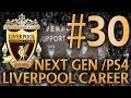 PS4 FIFA14 LIVERPOOL Career #30 v CHELSEA (manual & legendary)