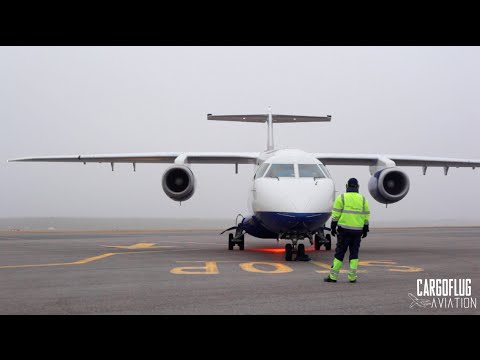 Dornier 328JET - Start Up & Taxi