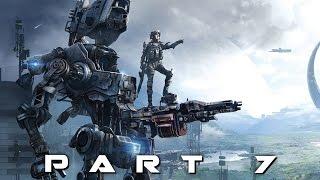 TITANFALL 2 Walkthrough Gameplay Part 7 - Arc Tool (Campaign)