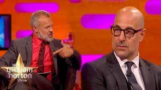 Stanley Tucci Reveals Inspiration For Hunger Games Character - The Graham Norton Show