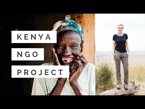 NGO Photojournalist Trip to Kenya (K.I.D.S. Initiative)