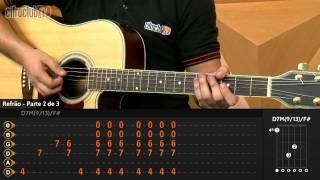 Snuff - Slipknot (aula de violão completa)