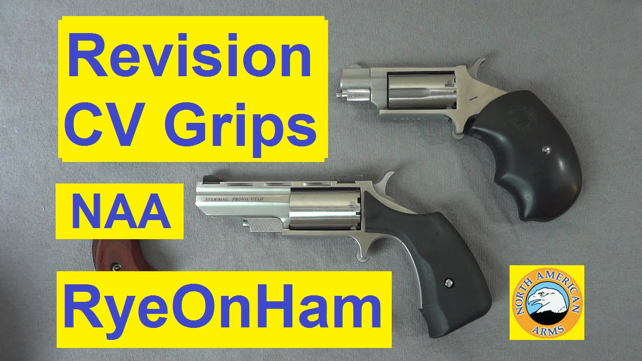 revision cv grips for naa mini revolver youtube. Black Bedroom Furniture Sets. Home Design Ideas
