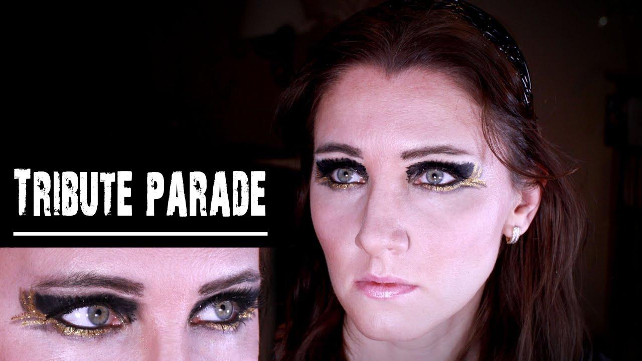 katniss everdeen makeup tutorial catching fire mugeek