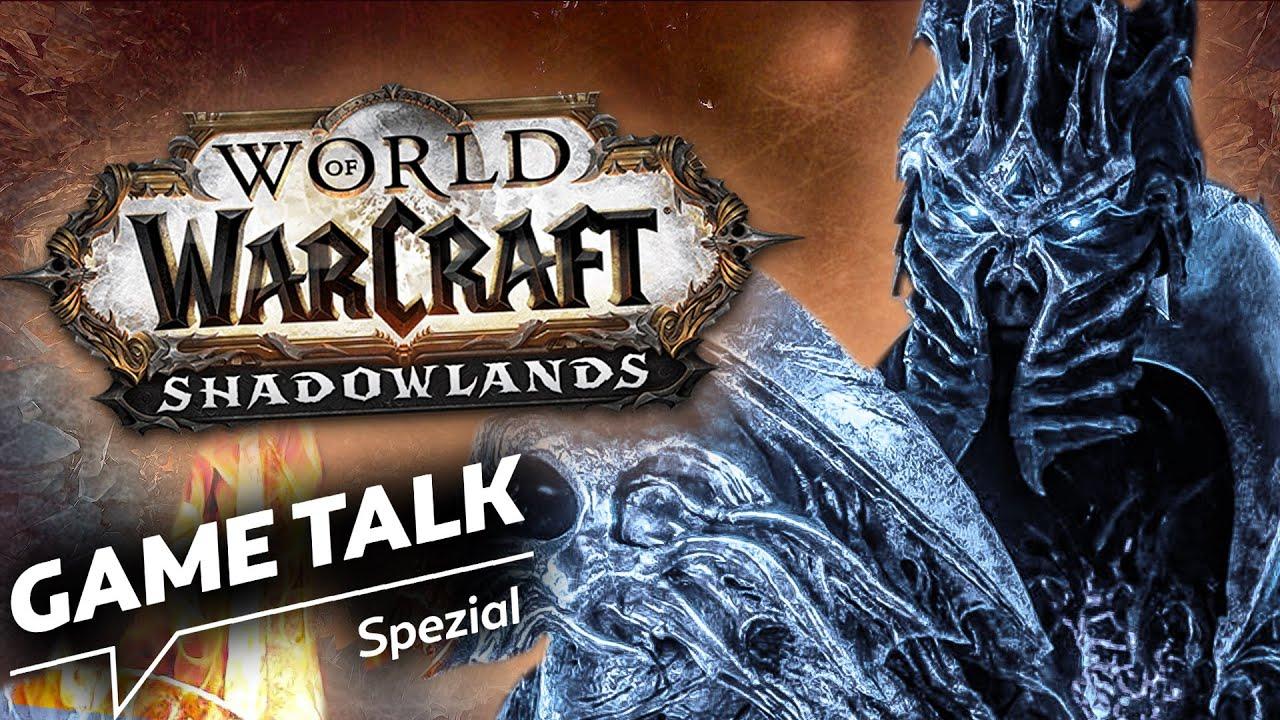 WoW Shadowlands Stream: Dann startet die Beta, Fraktionen-Infos uvm. | Game Talk Spezial