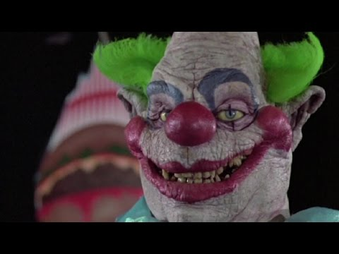 Top 10 Scariest Clowns in Movies and TV