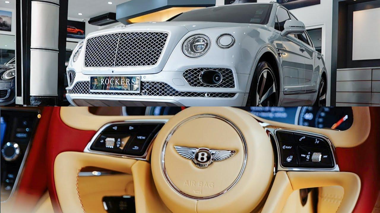 Bentley Bentayga Hybrid 2020 - World's First Luxury SUV (Car Commercial)