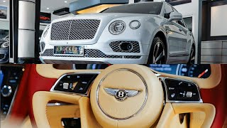 Bentley Bentayga Hybrid 2020 - World's First Luxury SUV (Car Commercial)