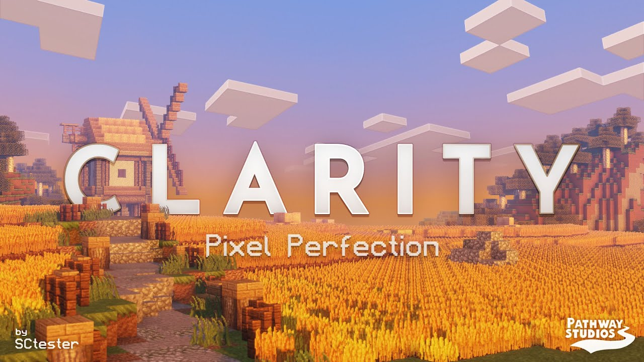 Clarity Texture Pack Release Trailer | Minecraft Marketplace - YouTube