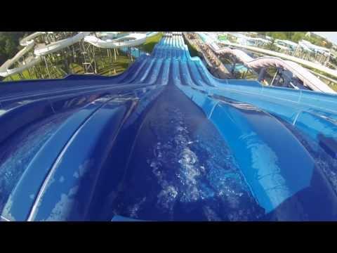 Water Slide in Canada's Wonderland