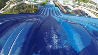 Water Slide in Canada