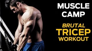 Build Big Triceps With Just These 2 Exercises