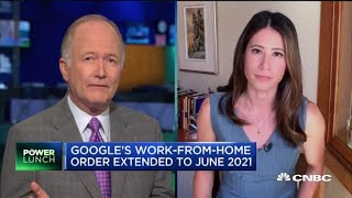 Google's work-from-home order extended to June 2021