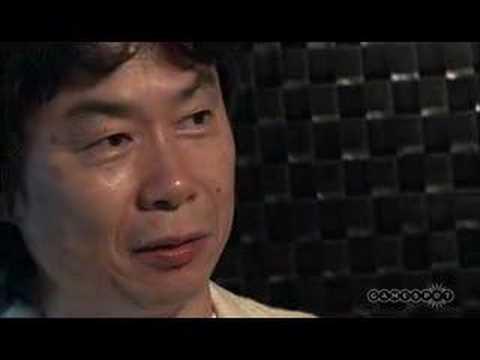 GameSpot E3: Shigeru Miyamoto Interview