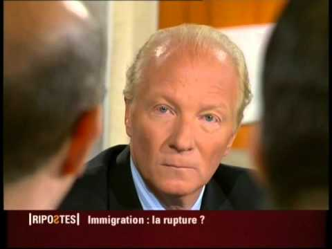 Immigration : la rupture ? - Ripostes - l'émission