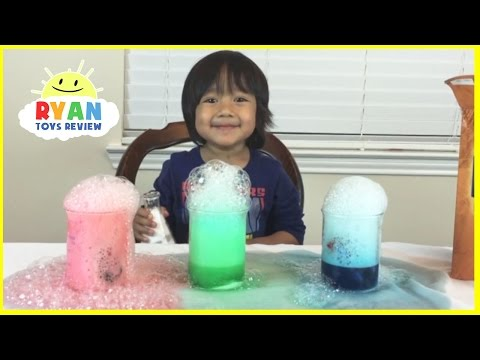 Top 5 Science Experiments you can do at home for kids! Child