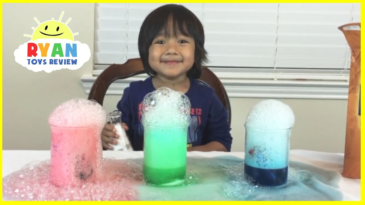 9dd480c9d0 Top 5 Science Experiments you can do at home for kids! - YouTube