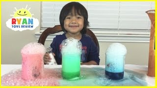 Top 5 Science Experiments you can do at home for kids! Children Activities Disney Cars Thomas Trains