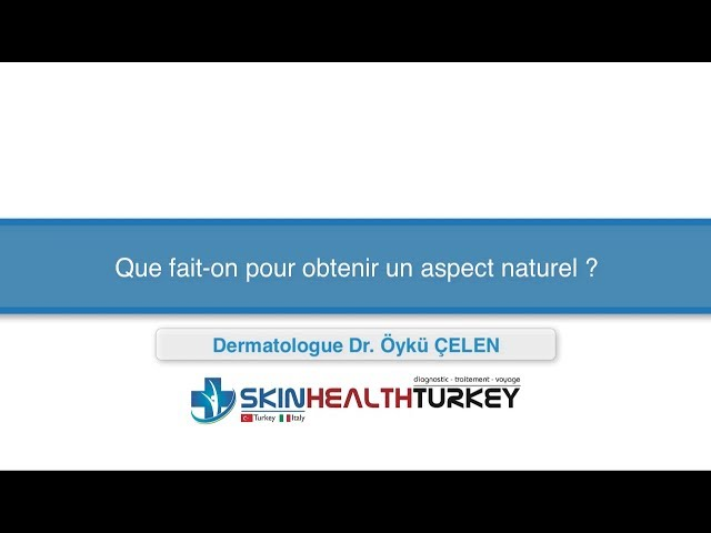 Greffe de cheveux Turquie – Que fait-on pour obtenir un aspect naturel? – Dr. Öykü Çelen