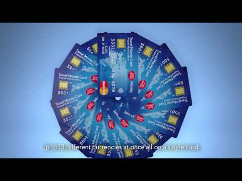 Travel Money Card - Prepaid Currency Card | Post Office®