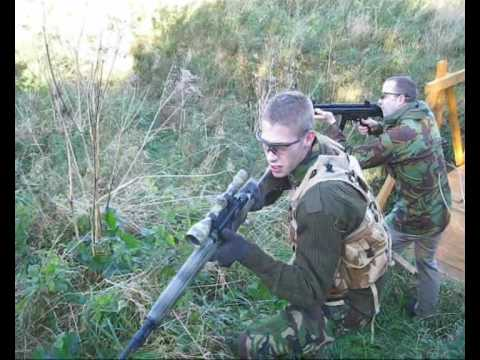 Land Warrior Airsoft Airsoft Edinburgh 4th Oct 2009