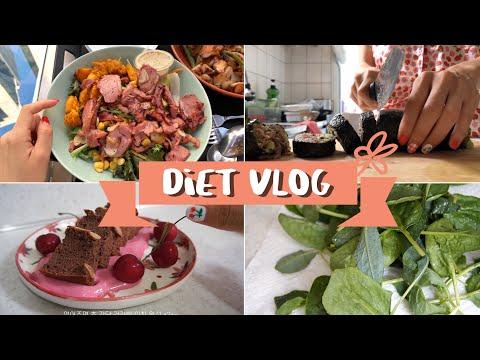 DIET VLOG l 요요 없이 건강하게 살 뺄 수 있는 다이어트 식단! 단백질빵,저칼로리 김밥, 샐러드가게 추천, 내가 운동 후 먹는 간식들! 🥑