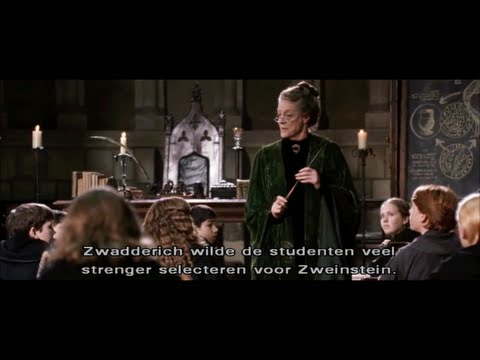Harry Potter and the Chamber of Secrets  McGonagall Tells the Chamber of Secrets' Story