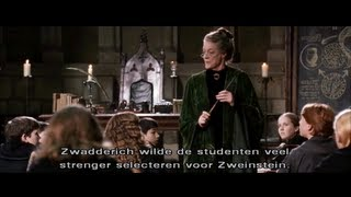 Harry Potter and the Chamber of Secrets - McGonagall Tells the Chamber of Secrets