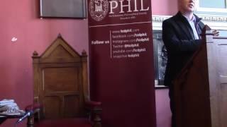 David Yates | Full Q&A And Address | The Phil