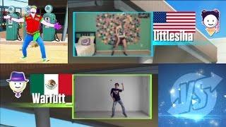 Just Dance 2017 - Bailar (VS Pro Challenger: littlesiha)