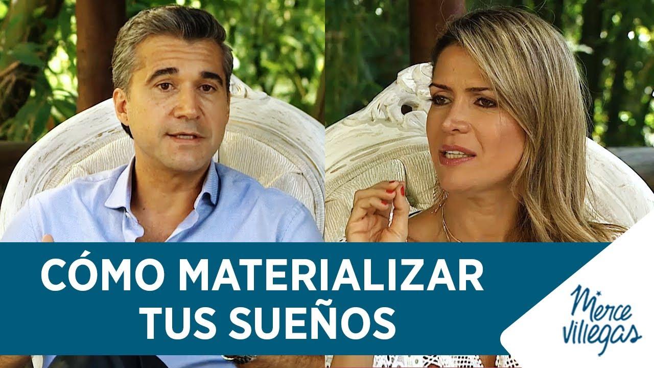 Cómo materializar tus sueños Pablo Gómez Psiquiatra | Merce villegas