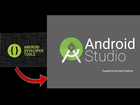 Importing An Eclipse ADT Project Into Android Studio