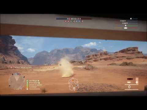 Battlefield 1: My luckiest kill. Miss one plane to hit another plane