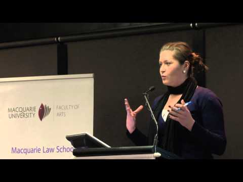 Law School Information Evening - Liesel Pierce: Bachelor of International Studies & Bachelor of Laws