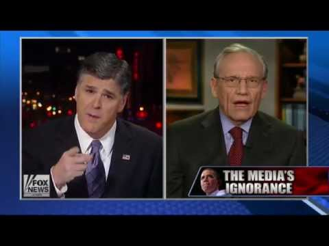 Thumbnail: Bob Woodward Lectures Sean Hannity on Journalism