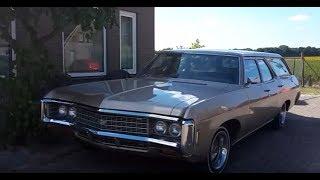 1969 Chevrolet Kingswood station wagon