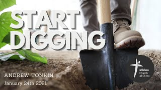 Mildura Church of Christ | Start Digging