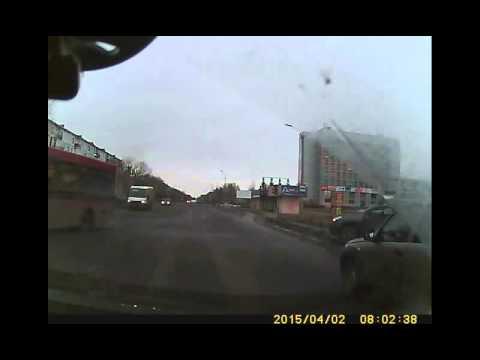 Tv29.ru ДТП Орджоникидзе-Ломоносова. Северодвинск